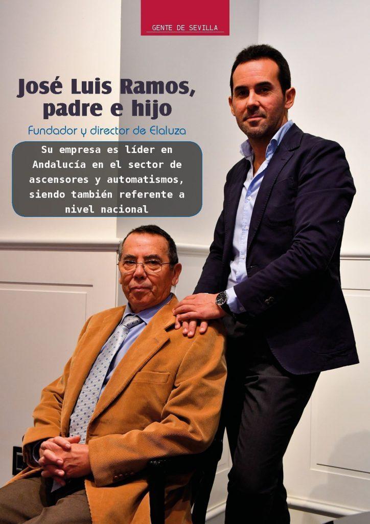 José Luis Ramos, padre e hijo-Noticia 724x1024