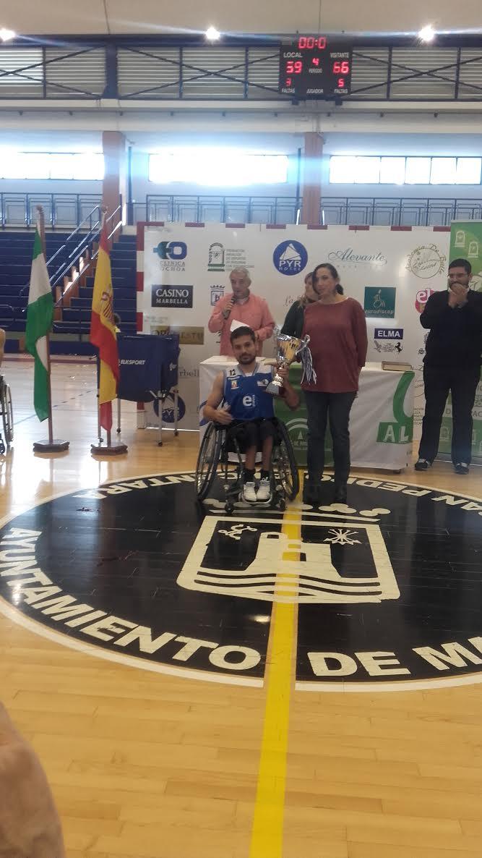 copa XXVII edición de la copa andaluza