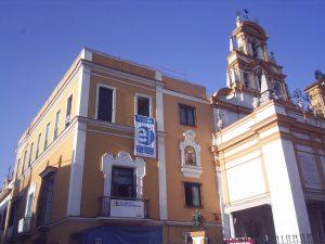 Ascensores Elaluza ha instalado y mantiene el ascensor de la Basílica de la Macarena en Sevilla