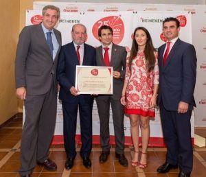 GALA-25-ANIVERSARIO-AJE-SEVILLA Ascensores Elaluza estuvo presente en la Gala 25 Aniversario de Aje Sevilla