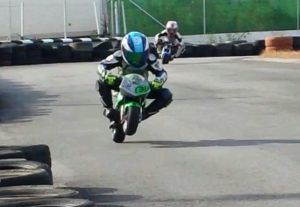 Ascensores Elevan patrocina el motociclismo infantil