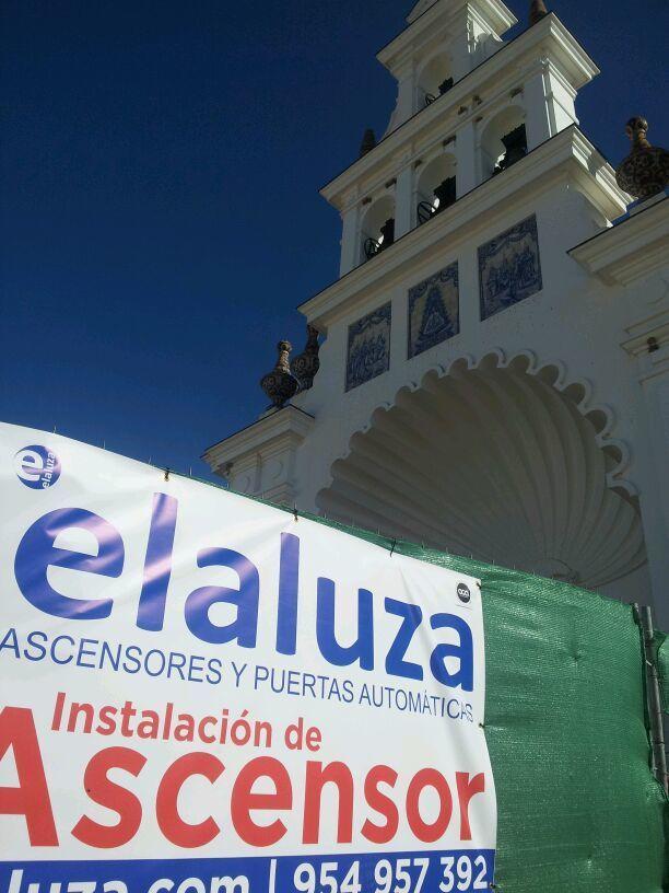 MANTENIIMIENTO-DEL-ASCENSOR-DE-LA-ERMITA-DEL-ROCIO-POR-ELALUZA Ascensores Elaluza instala y mantiene el ascensor de la Ermita del Rocío