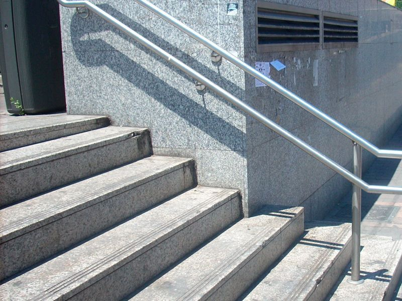 Ayudas para la eliminacion de barreras arquitectonicas en Rinconada