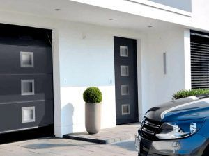 Instalacion de puertas automaticas en Coria del Rio