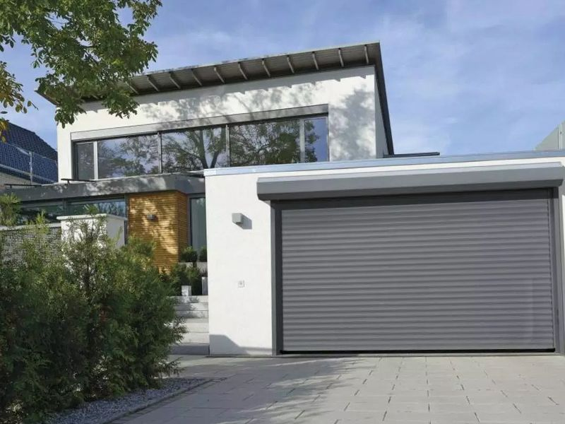 Tipos de puertas de garaje-Tipos de puertas de garaje 1